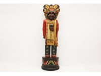 Wooden Indian-24481